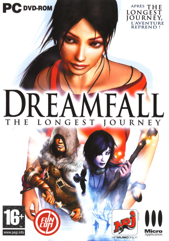 Dreamfall : The Longest Journey Box